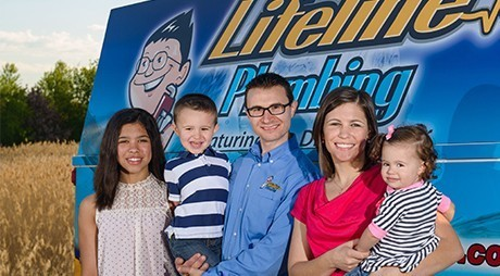 Lifeline Plumbing, Heating & Cooling Family