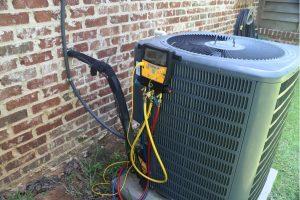 Air conditioning repair in Streamwood, Illinois